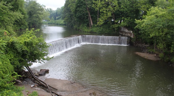 The Wiley and Russell Dam